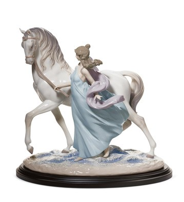Afternoon Companions Lladro Figurine