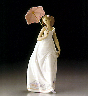 Afternoon Promenade Lladro Figurine