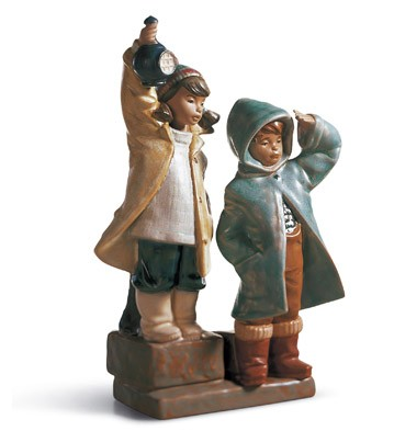 Ahoy There Lladro Figurine