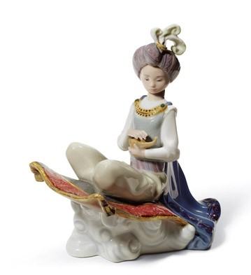 Aladdin Lladro Figurine