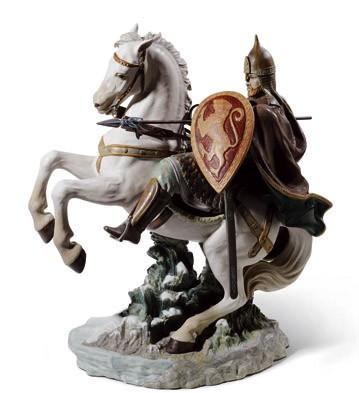Alexander Nevski Lladro Figurine