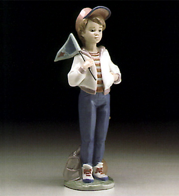 All American Lladro Figurine