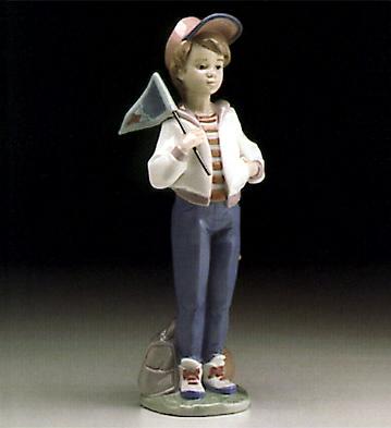 All American Lladro Figurine