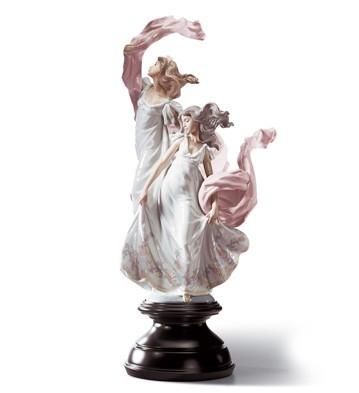 Allegory Of Liberty Lladro Figurine