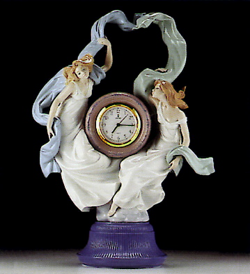 Allegory Of Time (l.e.) Lladro Figurine