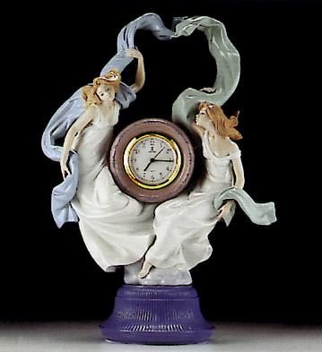 Allegory Of Time (l.e.) Lladro Figurine