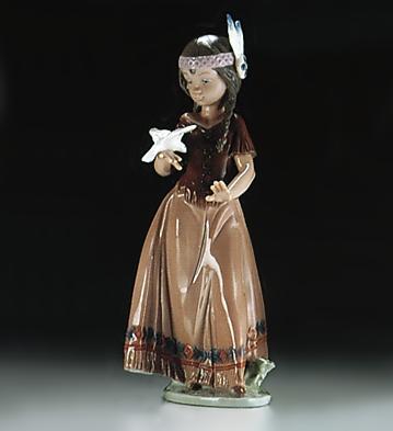 American Love Lladro Figurine