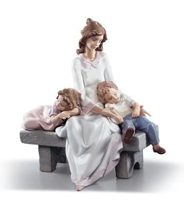 An Afternoon Nap Lladro Figurine