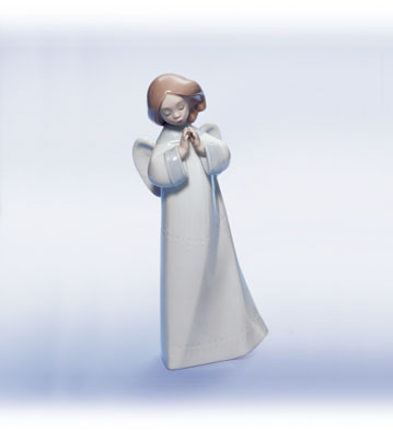 An Angel's Song Lladro Figurine