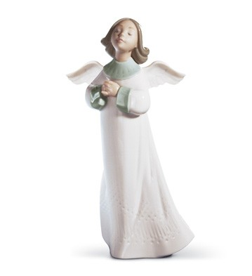 An Angel's Wish Lladro Figurine