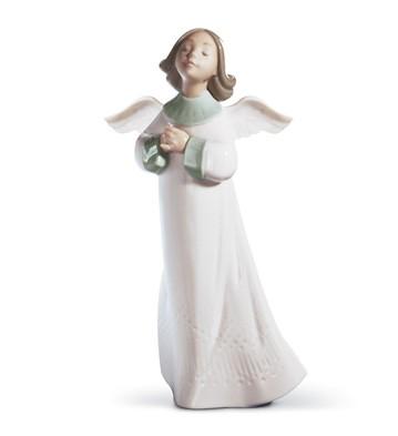 An Angel's Wish Lladro Figurine