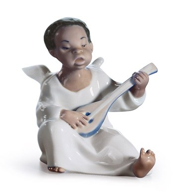 Angel Lladro Figurine