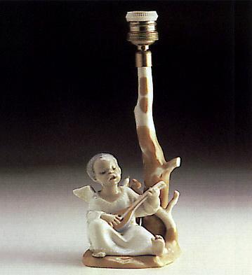 Angel (lamp) Lladro Figurine