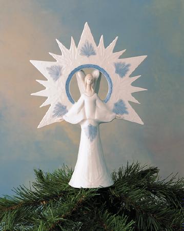 Angel Of The Light Lladro Figurine