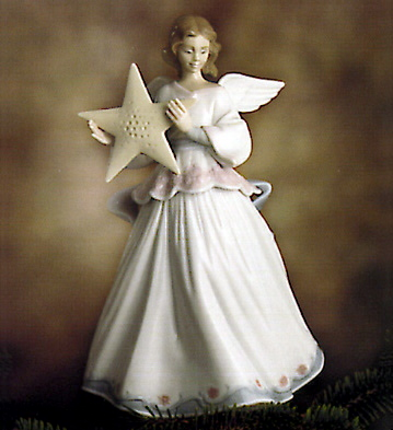 Angel Of The Stars Lladro Figurine