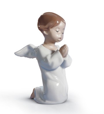 Angel Praying Lladro Figurine