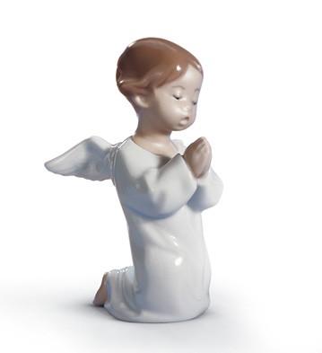 Angel Praying Lladro Figurine