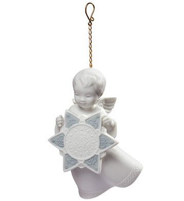 Angel With Star - Ornament Lladro Figurine
