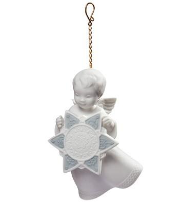 Angel With Star - Ornament Lladro Figurine
