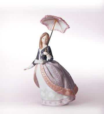 Angela Lladro Figurine
