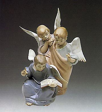 Angelic Choir Lladro Figurine