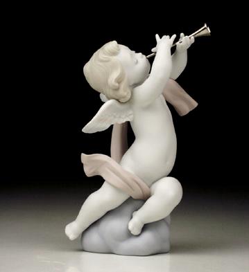 Angelic Serenade Lladro Figurine