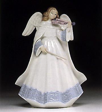 Angelic Violinist Lladro Figurine
