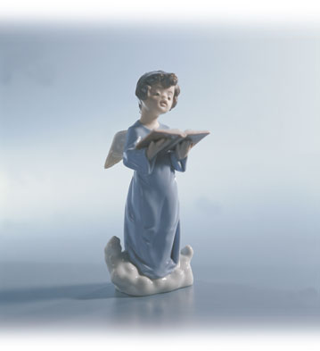 Angelic Voice Lladro Figurine