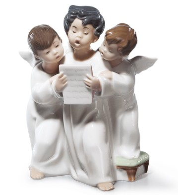 Angels' Group Lladro Figurine
