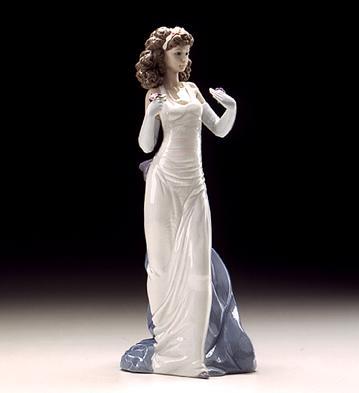 Anticipation Lladro Figurine