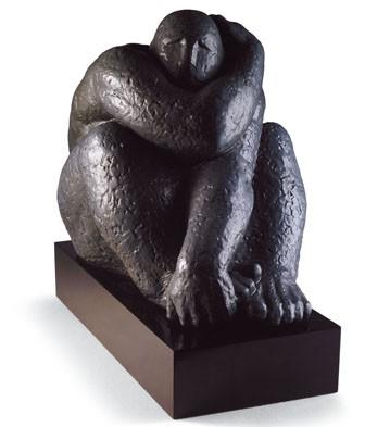 Anxiety (l.e.) (b) Lladro Figurine