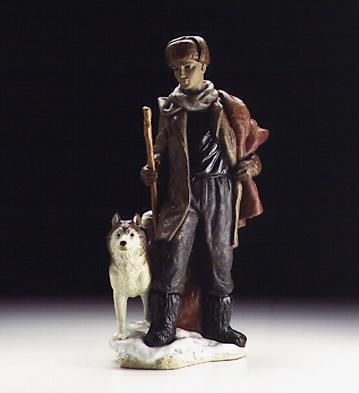 Arctic Explorer Lladro Figurine