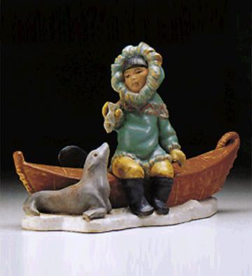 Arctic Friends Lladro Figurine
