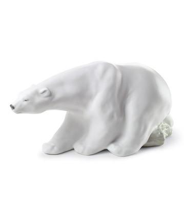 Arctic Horizons Lladro Figurine