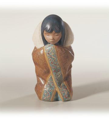 Arctic Winter Lladro Figurine