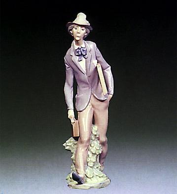 Artist Lladro Figurine