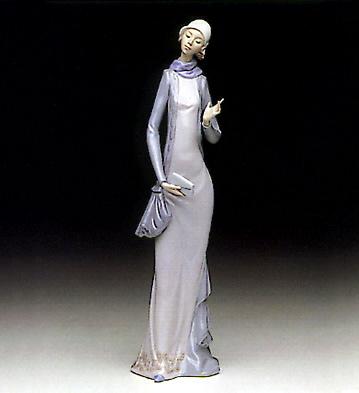 Ashley Lladro Figurine