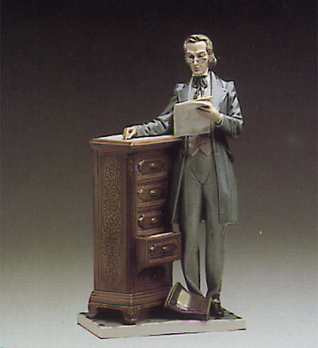 Attorney Lladro Figurine