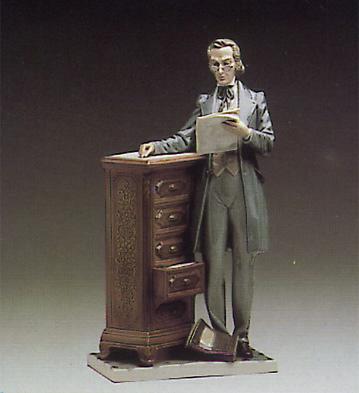 Attorney Lladro Figurine