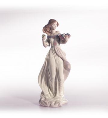 Autumn Romance Lladro Figurine