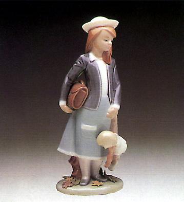 Autumn Lladro Figurine