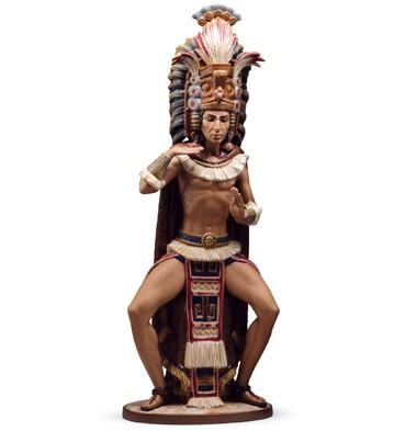 Aztec Dance Lladro Figurine