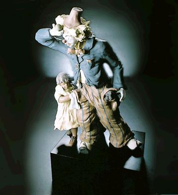 Baggy Pants (l.e.) (b) Lladro Figurine