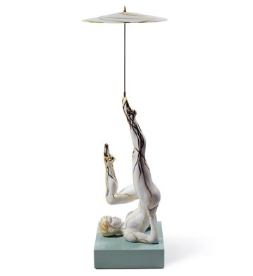 Balancer With Parasol Lladro Figurine