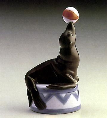 Balancing Act Lladro Figurine