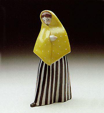 Balearic Lady Lladro Figurine