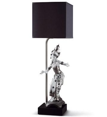 Bali Dancer - Lamp (us) Lladro Figurine