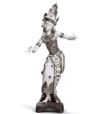 Bali Dancer (re-deco) Lladro Figurine