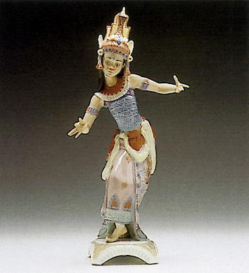 Bali Dancer Lladro Figurine