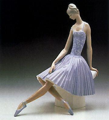 Ballerina Lladro Figurine